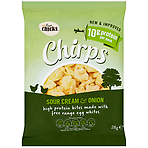 Two Chicks Chirps Sour Cream & Onion 28g