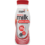 Maxi Nutrition Promax Milk Sustain + Rebuild High Protein Milkshake Strawberry Flavour 330ml