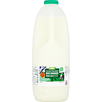 Asda Semi Skimmed Fresh Milk 4 Pints/2272ml