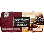 Farmhouse Fare Luxury Sticky Chocolate Puddings 2 x 110g