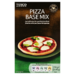 Calories In Tesco Pizza Base Mix 290g Nutrition Information