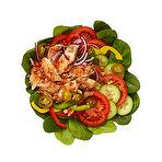 Calories In Subway Thai Chicken Salad Nutrition Information Nutracheck