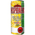 Calories In Desperados Tequila Lager Beer Can 250ml Nutrition Information Nutracheck