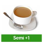 Calories In Tea Or Coffee Semi Skimmed Milk 1 Sugar