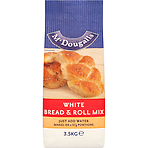 McDougalls White Bread & Roll Mix 3.5kg