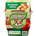 Dolmio Pasta Vita Bolognese Microwave Ready Meal Pot 300g