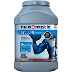 MaxiMuscle Cyclone Strength Chocolate Flavour 1.26kg
