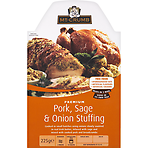 Mr. Crumb Premium Pork, Sage & Onion Stuffing 225g