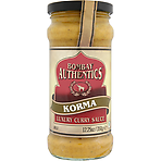 Bombay Authentics Korma Luxury Curry Sauce 350g