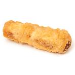 calories in fish chip shop battered sausage nutrition information nutracheck. Black Bedroom Furniture Sets. Home Design Ideas