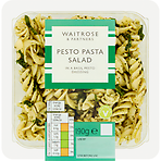 Waitrose & Partners Pesto Pasta Salad In a Basil Pesto Dressing 190g