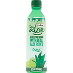 Grace Say Aloe Vera Drink with Real Aloe Pieces Original Flavour 500ml