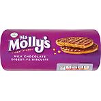 Calories In Tesco Ms Mollys Milk Chocolate Digestive