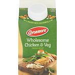 Avonmore Wholesome Chicken & Veg Soup 400g