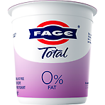 FAGE Total 0% Natural Fat Free Greek Recipe Strained Yoghurt 1kg