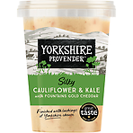 Yorkshire Provender Cauliflower Soup with Fountains Gold Cheddar & Kale 600g