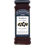 St. Dalfour Blackberry High Fruit Content Spread 284g