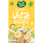 Fruit Bowl 24 Banana Wheat Biscuits