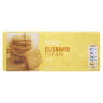 Tesco Custard Creams 400g