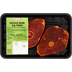 Tendercut Minted Lamb Leg Chops 350g