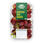 Asda Grower's Selection Seedless Red Grapes 400g