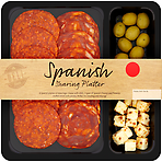 Deli Food Spanish Sharing Platter 160g Chorizo