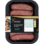 Holme Farmed Venison Sausages