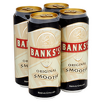 Banks Original Smooth 440Ml