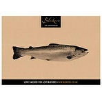 Bleiker's Finest Hot Smoked Fish Selection 180g - Hot Smoked Trout
