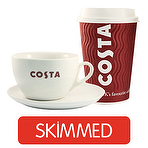 Calories In Costa Coffee Hot Chocolate Marshmallows Cream