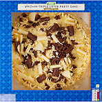 Calories In Asda White Chocolate Triple Layer Party Cake