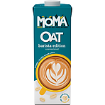 MOMA Barista Edition Oat Unsweetened 1L