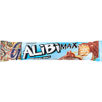 Alibi Max Crispy Bar with Coconuts and Caramel in Milk Chocolate 49g