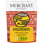 Merchant Gourmet Simply Cooked Wheatberries with Quinoa & Soya 250g