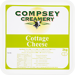 Compsey Creamery Cottage Cheese 2kg