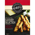 Arden's Savoury Selection 115g Butter Chive & Onion Twist