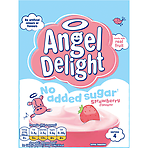 Angel Delight Strawberry Flavour 47g
