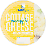 Dale Farm Spelga Pineapple Cottage Cheese 300g