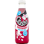 Crusha Raspberry Flavour No Added Sugar Milkshake Mix 740ml