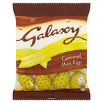 Galaxy Caramel Mini Eggs 96g 1 x 22