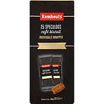 Rombouts 25 Traditional Café Biscuits 25 x 137.5g