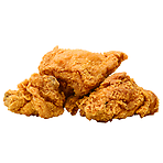 KFC Original Recipe Chicken Pieces - Average