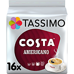 Tassimo Costa Americano Coffee Pods x16