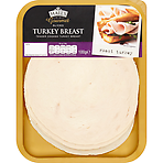 Hall's Gourmet Sliced Turkey Breast 100g