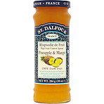 St. Dalfour Pineapple & Mango High Fruit Content Spread 284g