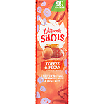 Whitworths Toffee & Pecan Shots 25g
