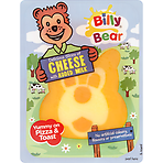 Billy Bear Delicious Slices of Cheese with Added Milk 80g
