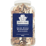 Chefs Brigade Dried Mixed Mushrooms 400g