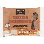 Mogerley Butchers Choice Chicken & Mushroom Pie 190g