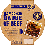 Hairy Bikers Slow Cooked Daube of Beef 600g